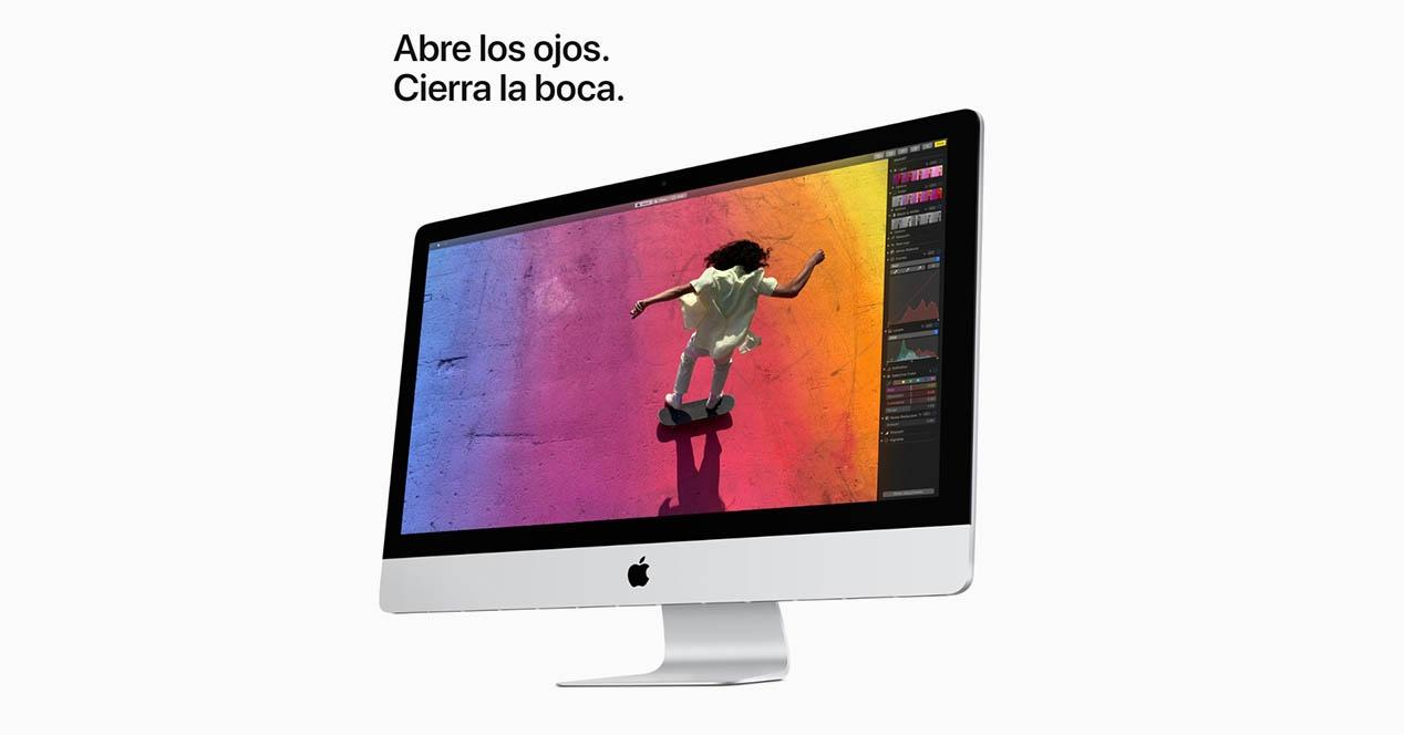 Apple Zure dirua nahi du bakarrik: zergatik berriro iMac berria etsitzen