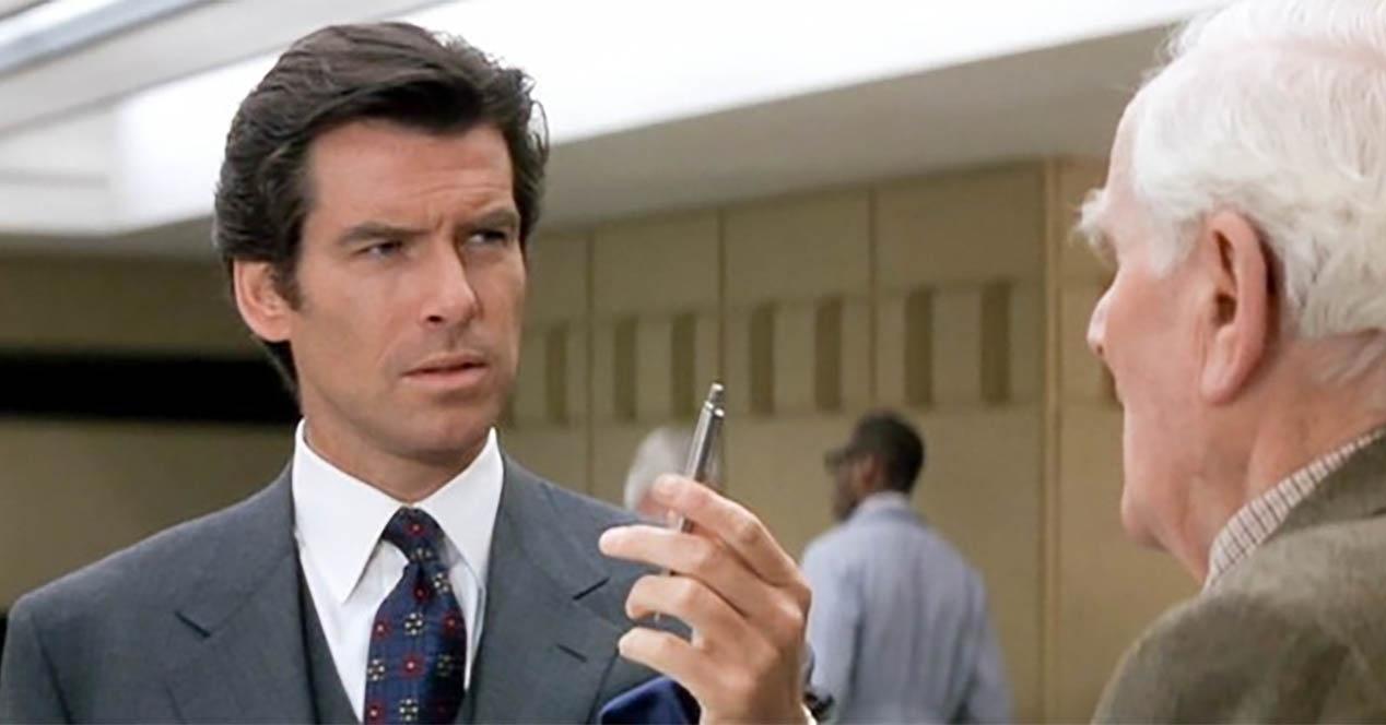 Samsungen azken patenteak James Bond gadget baten itxura du