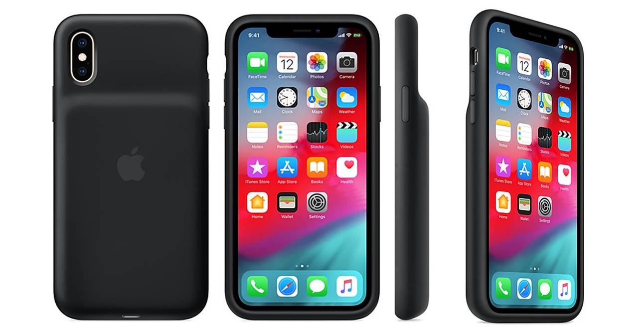 IPhone berriaren bateria adimendunen kasu berriek lehen baino bateria gutxiago dute