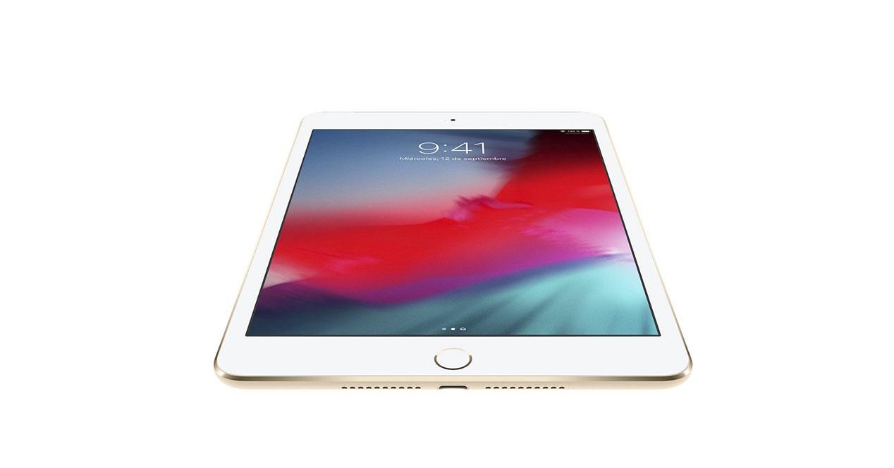 IPad mini berri bat eta 10 ″ iPad hasten dira jotzen 2019rako