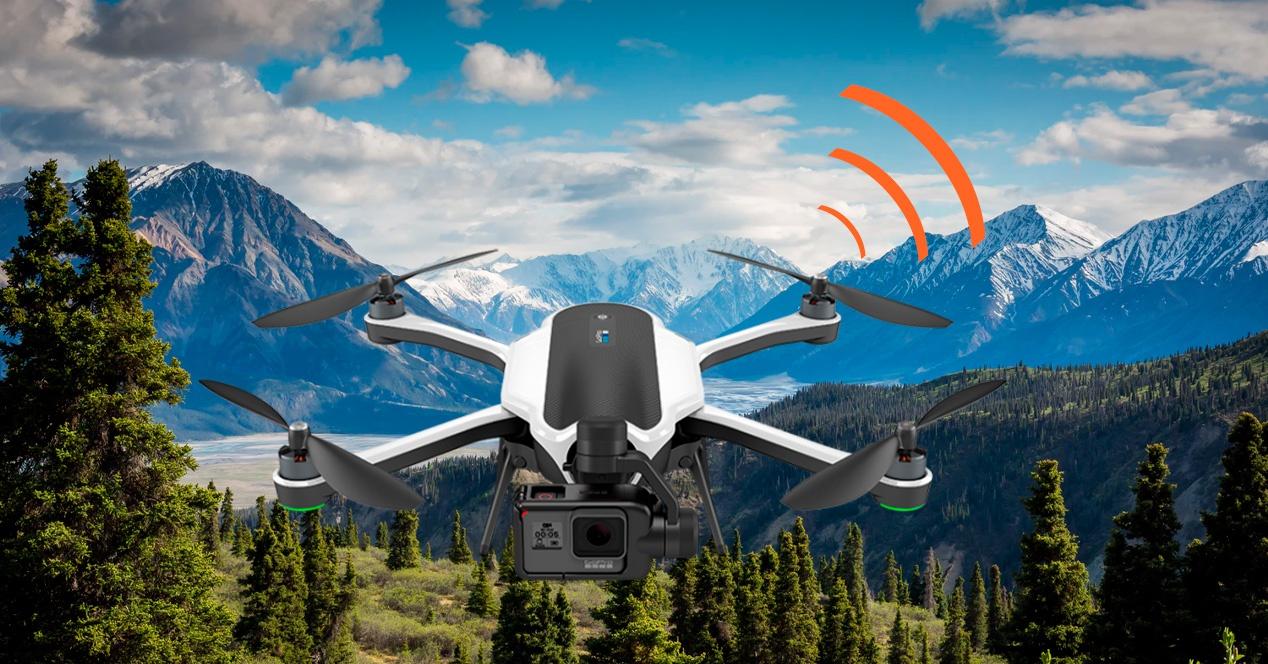 GoPro-k azkenean Karma drone eguneratzen du konexio arazoak konpontzeko