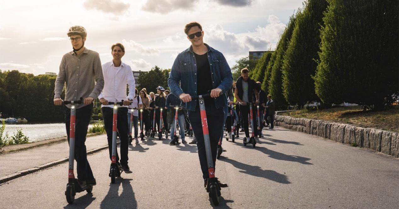 Ahaztu (oraingoz) scooter elektrikoak Madrilen: 72 ordutan desagertu egingo dira