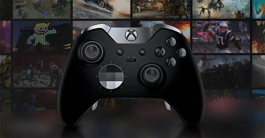 Apple orain Xbox kontroladorea saltzen du berean Apple denda