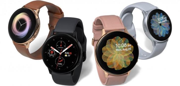 Samsung Galaxy Watch3 argazki filtratu ziren