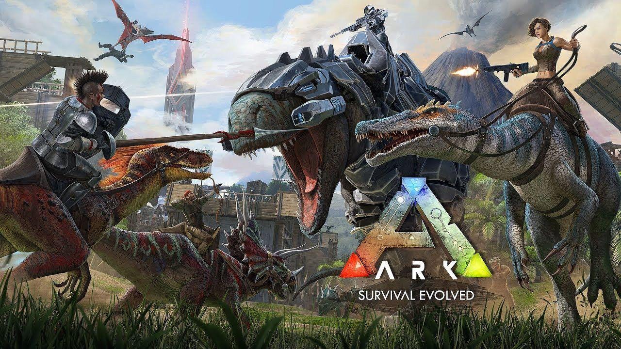 Epic Games-ek doako jokoak banatzen jarraitzen du! Ark Survival Evolved doakoa da!