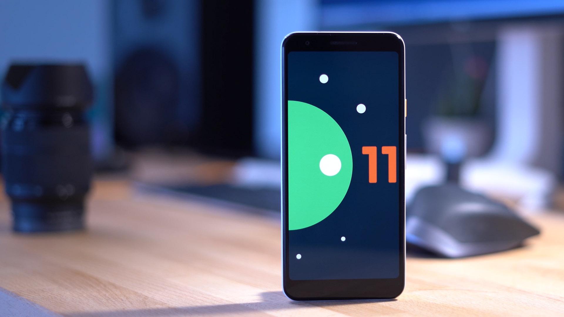 Android 11 Beta publikoa eskuragarri dago edonork instalatzeko!