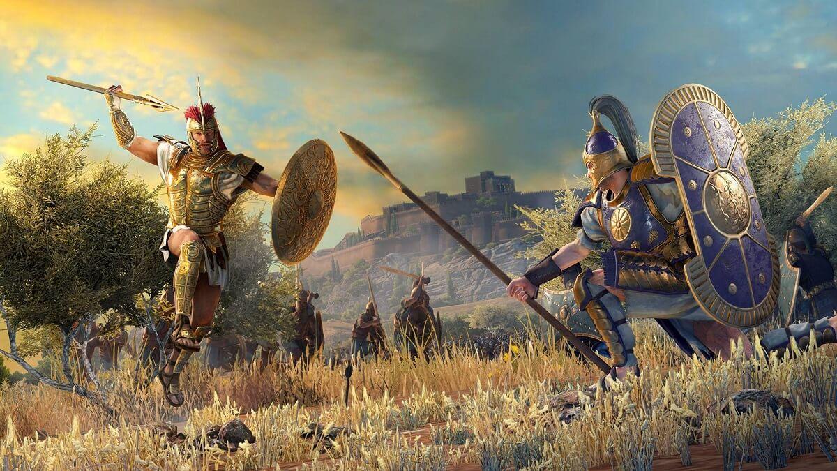 Total War: Troy promoziorako bideo ofiziala kaleratu da!