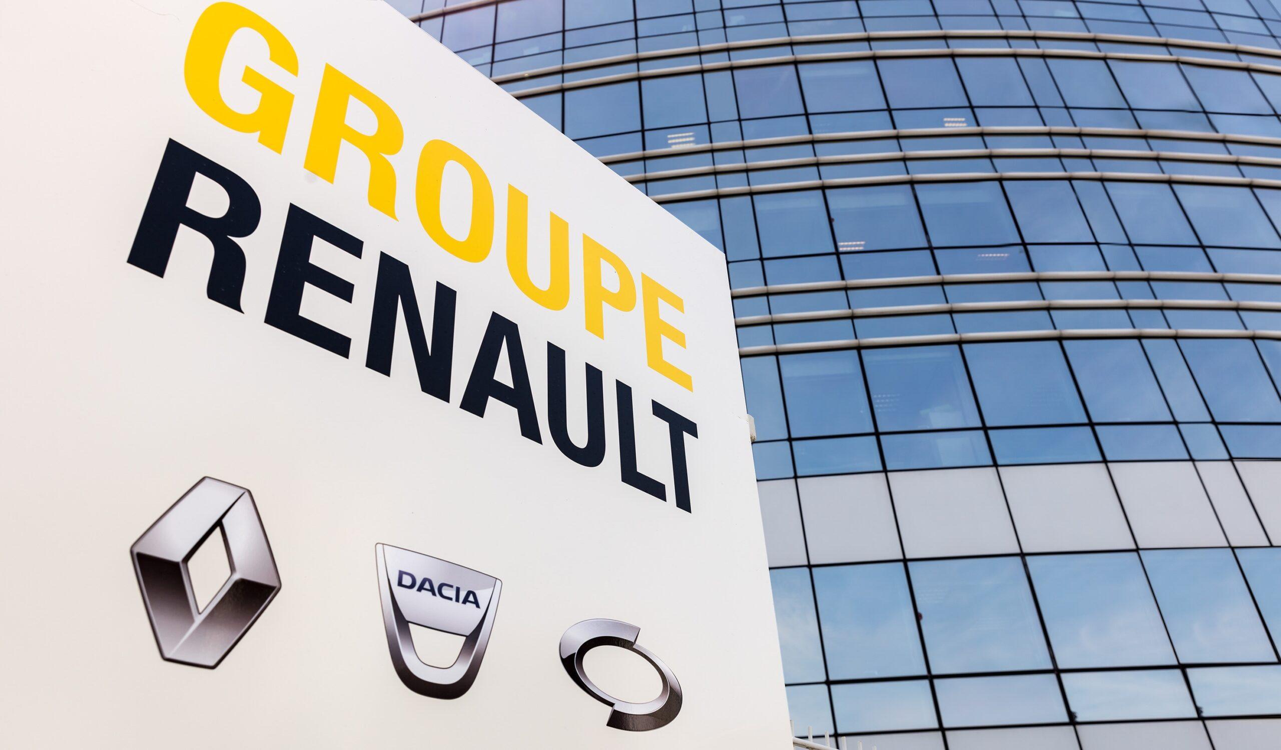 Renault hondoratu al da? 4600 pertsona kaleratuko dira!