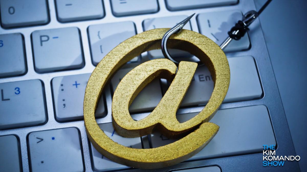 5 Zure posta elektronikoa piratekatu duten arrastoak