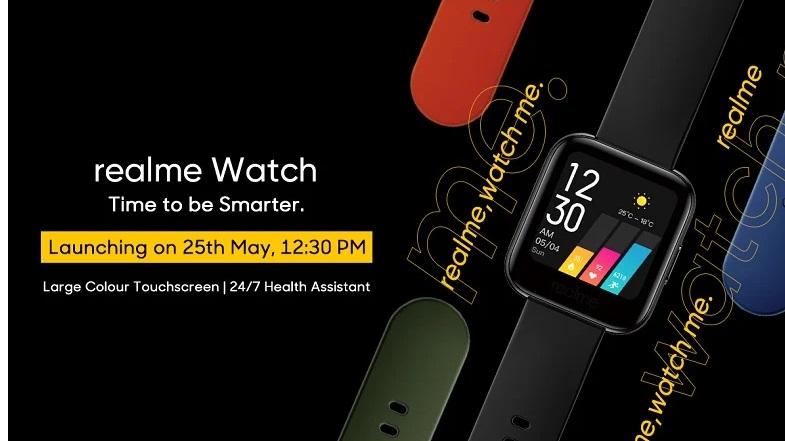 Realme Watch tanıtıldı! İşte fiyatı ve özellikleri!