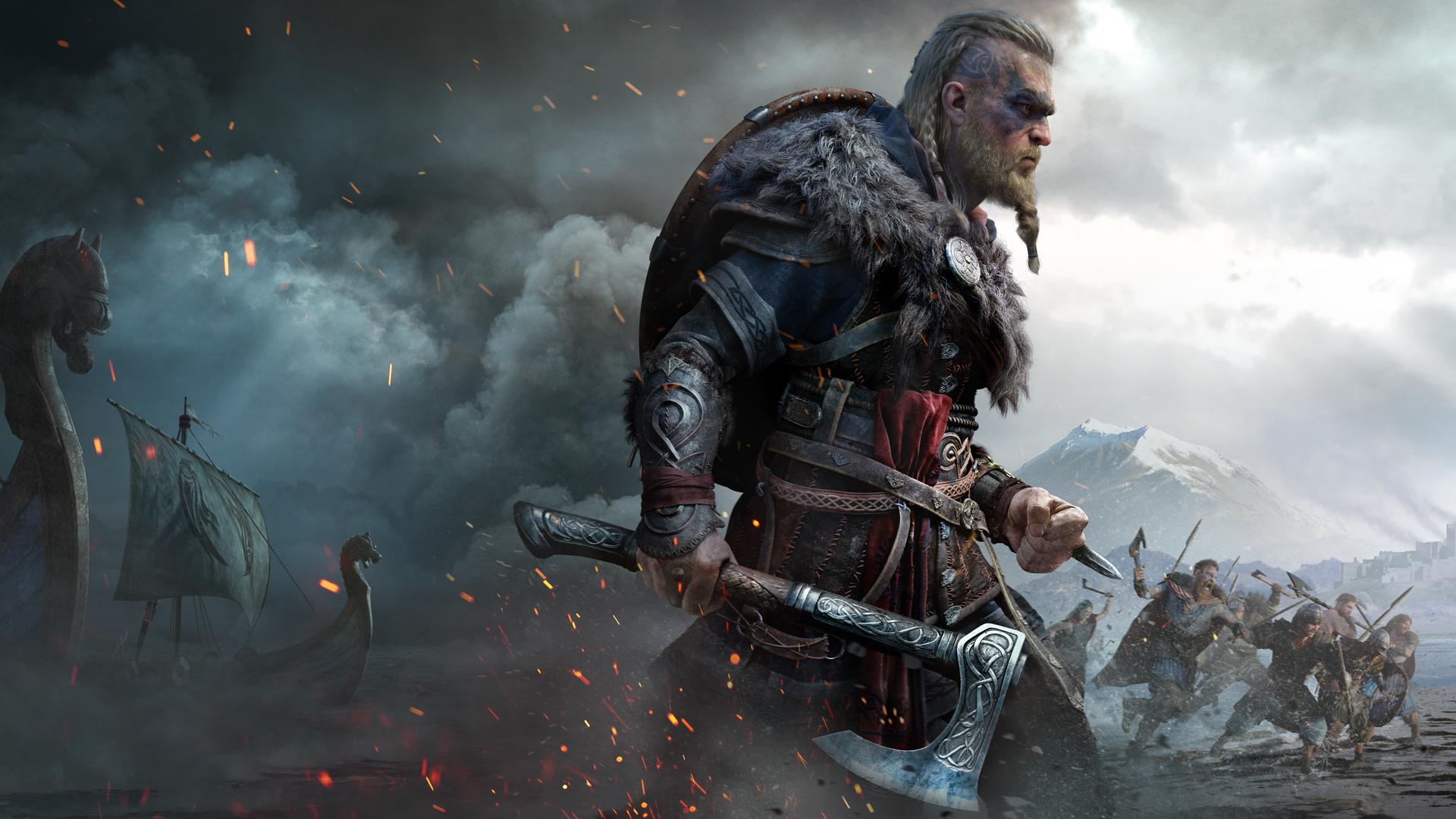 Xbox Series X estropezu egin zen atera baino lehen! Assassin's Creed Valhalla 30 FPS exekutatuko da!