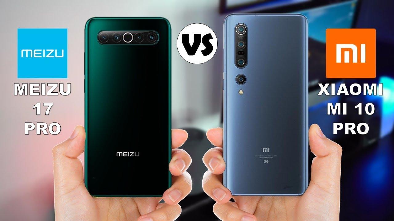 Meizu 17 Pro vs OnePlus 8 Pro vs Xiaomi Mi 10 Pro!
