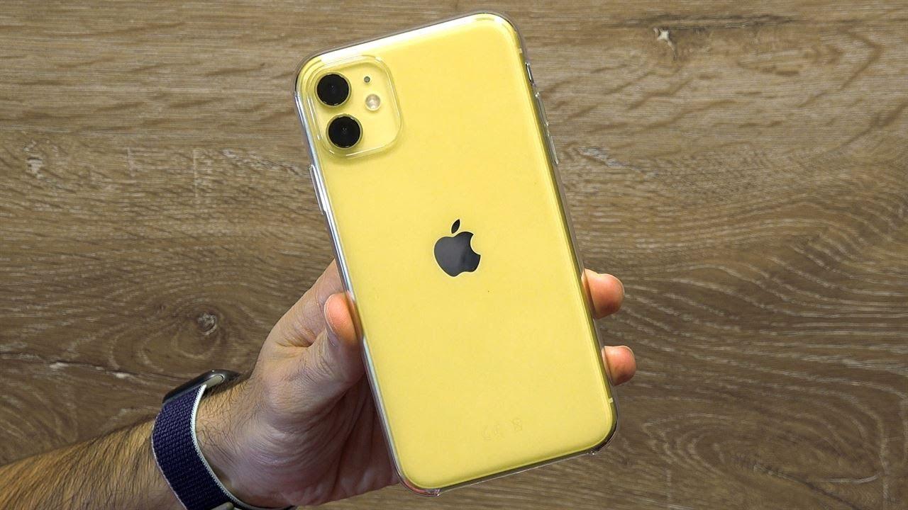 iPhone 11 kameraren aurreko puntuazioa iragarri da! Apple ezin nuen berriro egin!