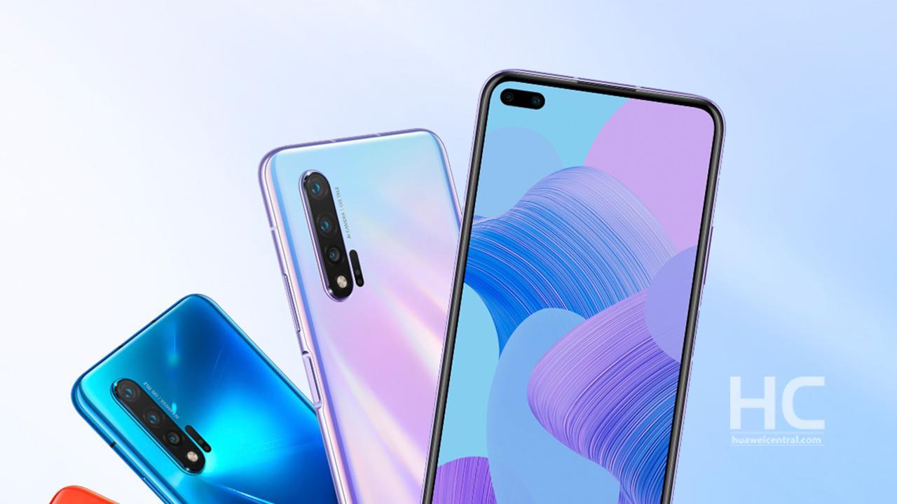 Huawei Nova 7 seriea filtratu! Hemen dituzu ezaugarriak!