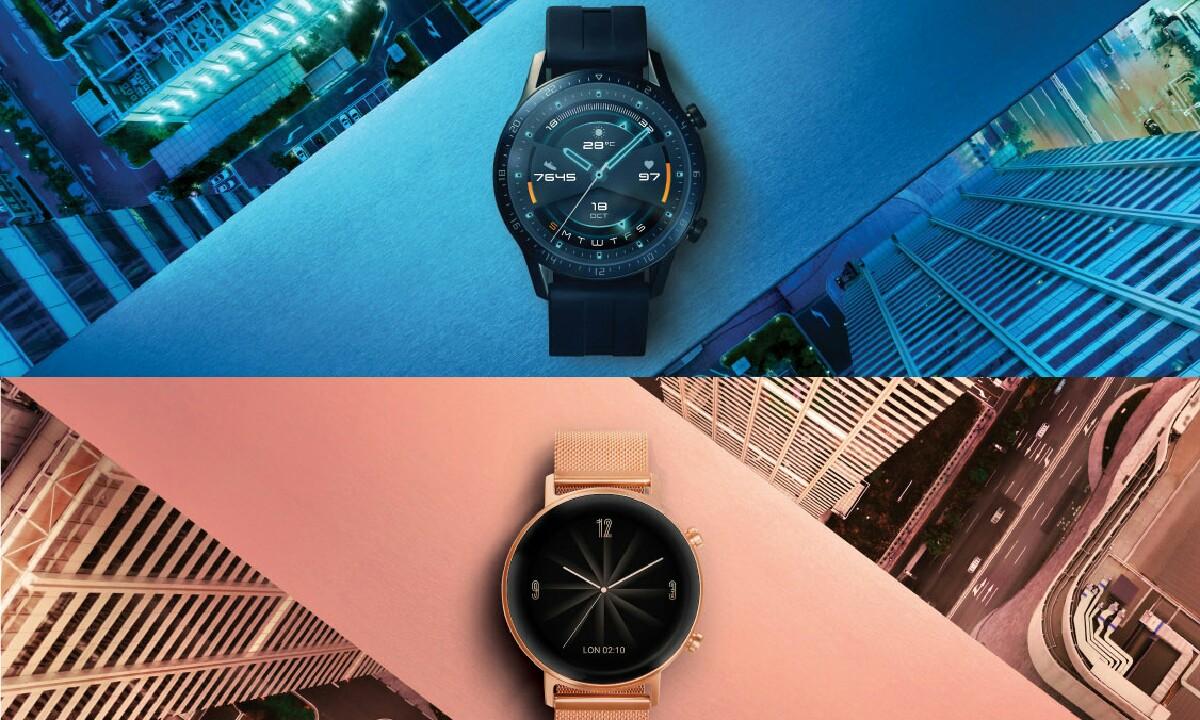 Huawei Watch GT 2e aurkeztu da! Hemen dituzu ezaugarriak