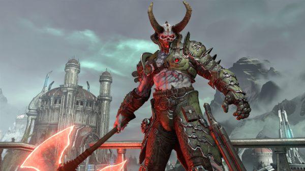 Doom Eternala 1 Ordu erdiren buruan posible da!