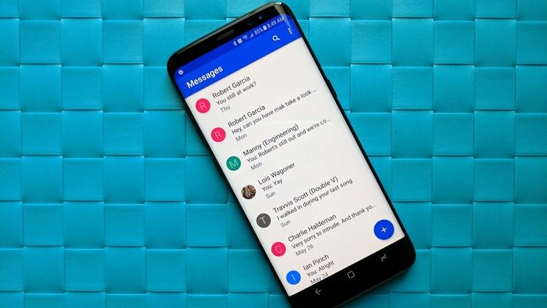 Google Messages eguneratu egin da funtzio berriarekin!
