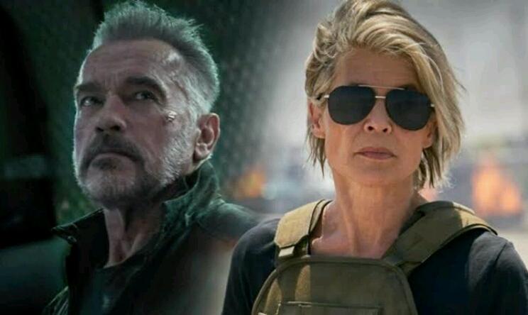 Linda Hamiltonek Terminator film berriari buruz aitortu du