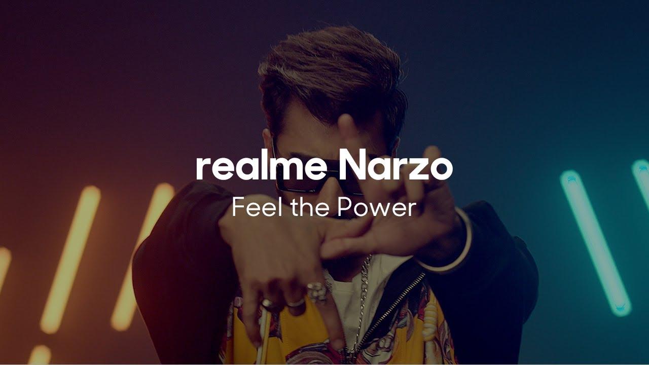 Realme Narzo seriea laster sartuko da!