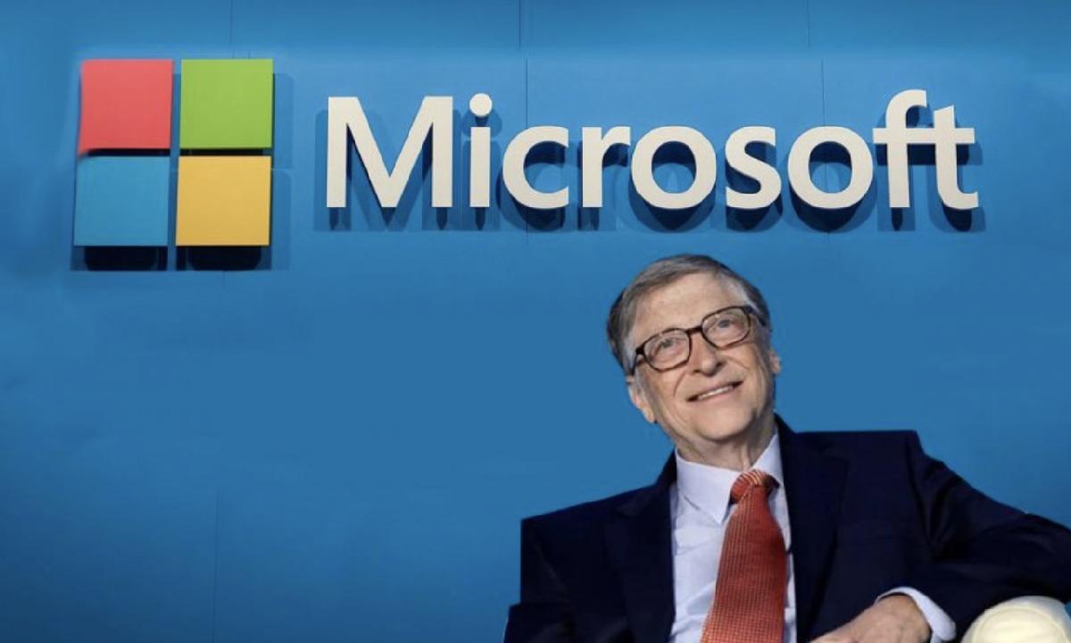 Bill Gates-ek dimisioa eman du: mundu osoa harrituta dago