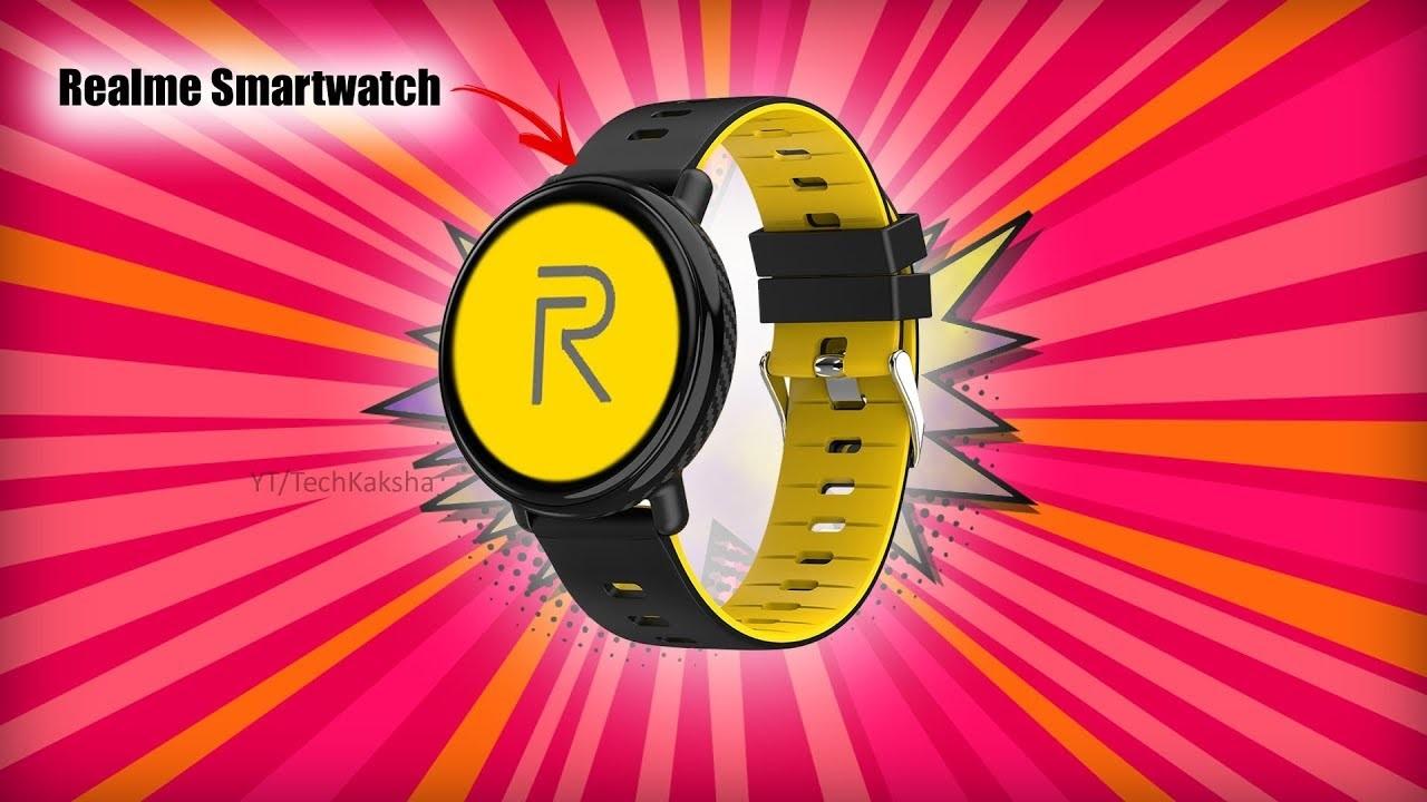 Realme Smartwatch abiaraztea laster egin daiteke!