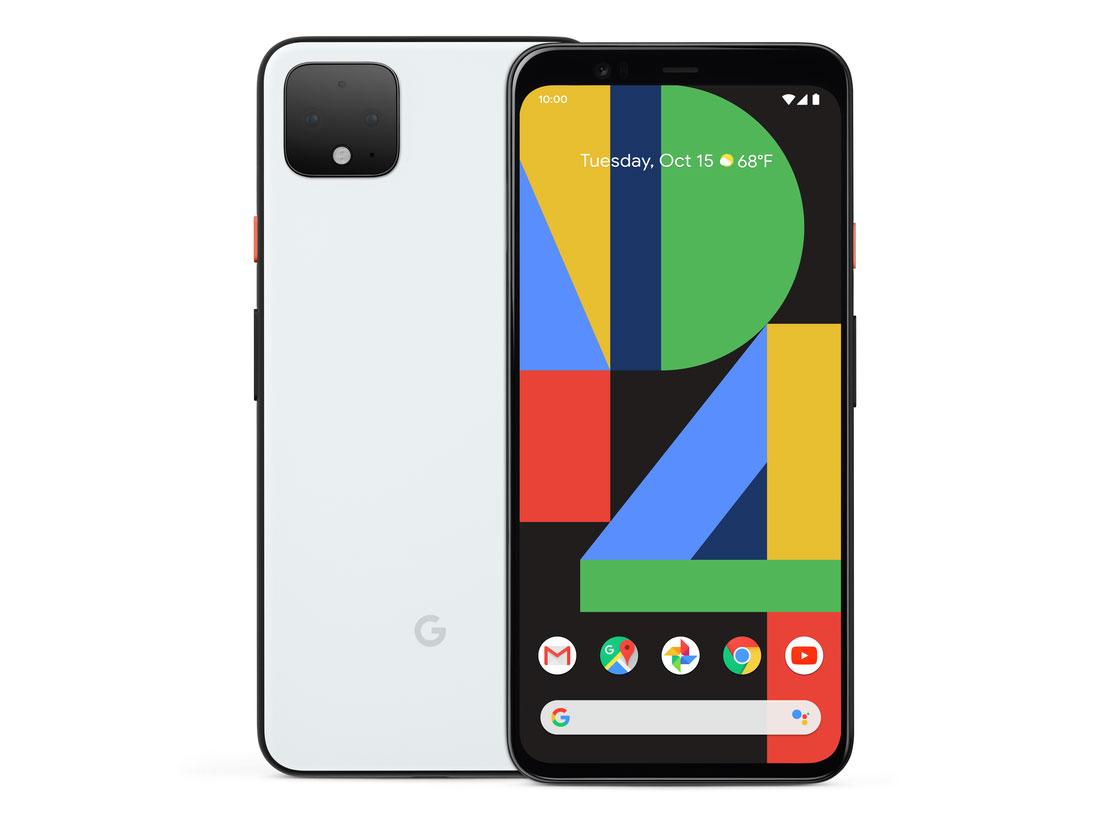 Google Pixel 4 4K 60 FPS funtzioa bidean dago!