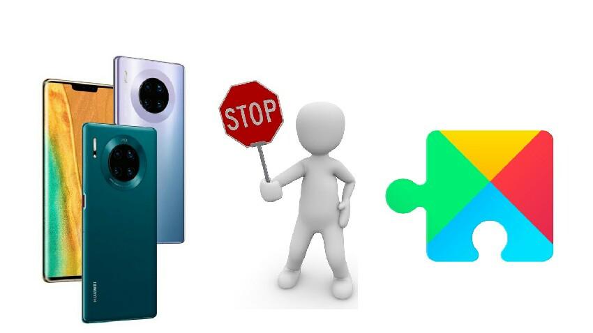Huawei-k Google lizentzia lor dezake: Google-n begiak