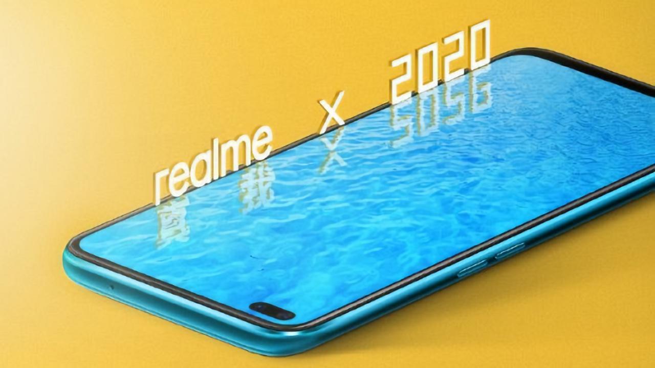 Realme X50 Pro 5G hazten ari da!