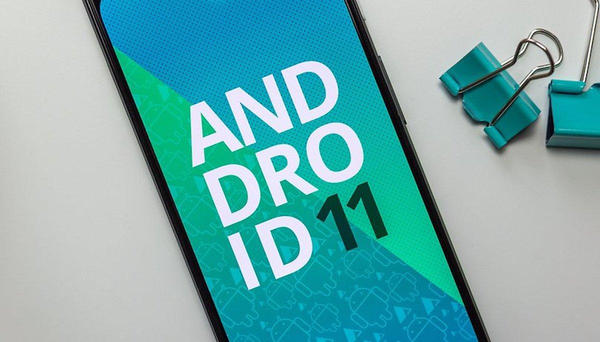 Android 11 R Google Pixel 2XL-n bistaratua!