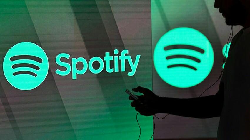 Artistaren inguruko Spotify eguneratu da