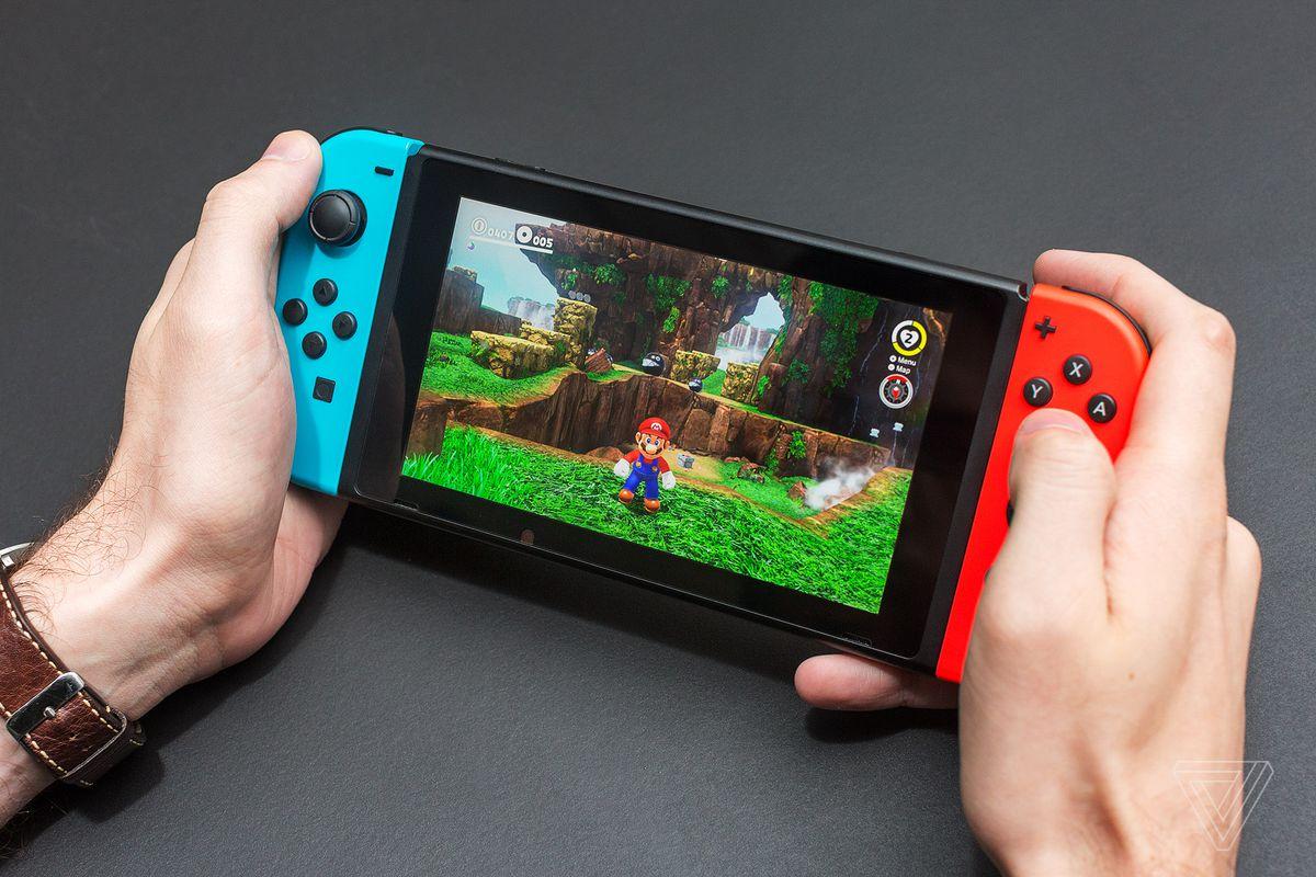 Nintendo Switch Deskribapen tristeak Pro!