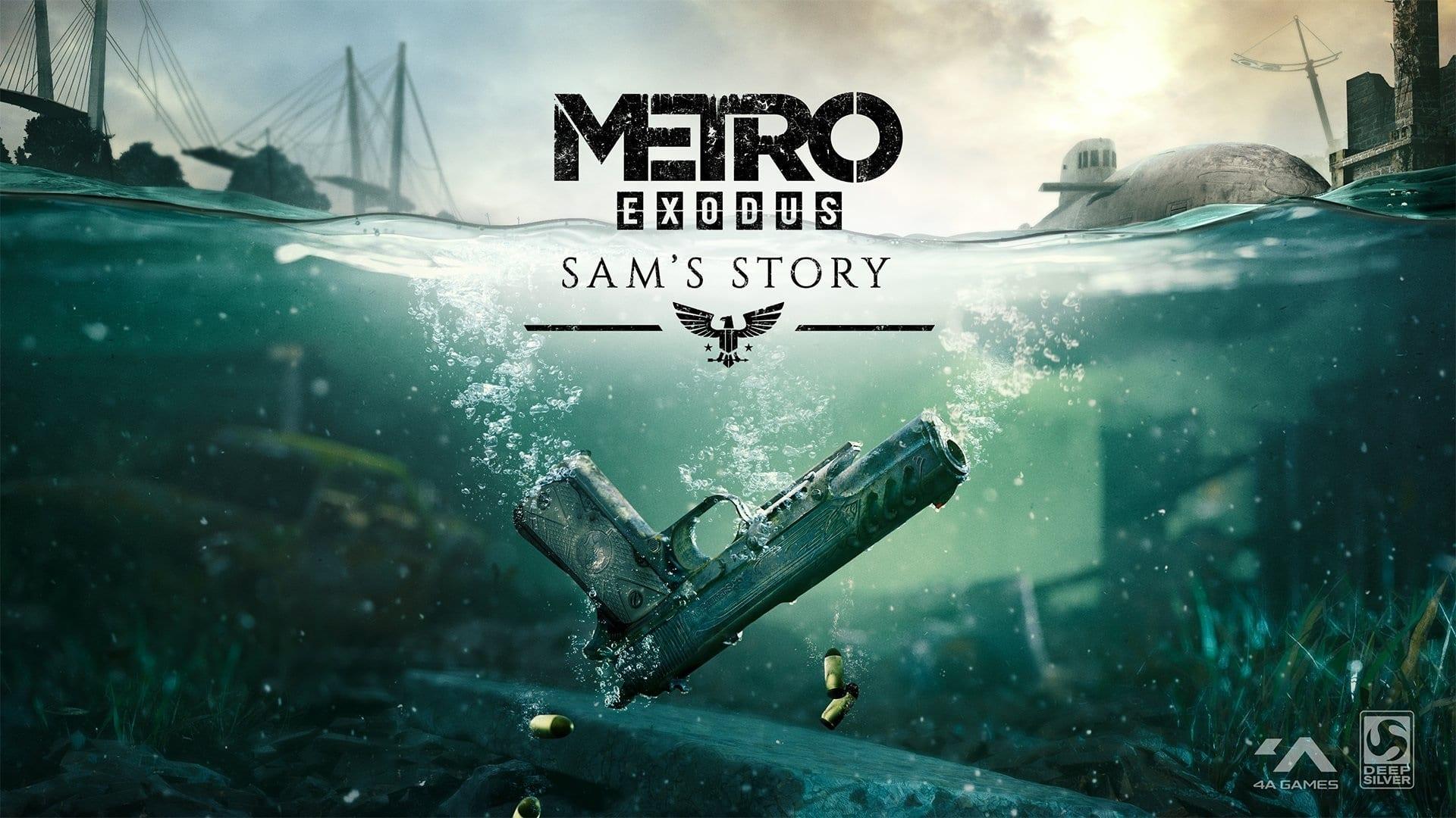 Metro Exodus Sam-en Story DLCrako dago argitaratua