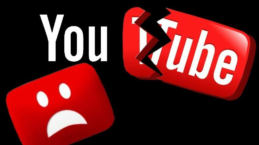 YouTube Nola funtzionatzen du bideoak debekatzeko sistema?