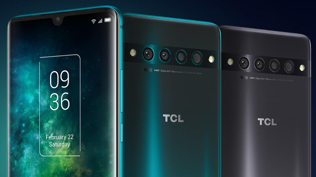 TCL 10 Pro sartu da! Hona hemen TCL 10 Pro funtzioak!