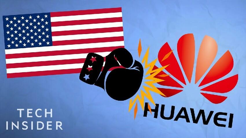 Huawei Txinako gobernuak dirua kobratzea ukatu du