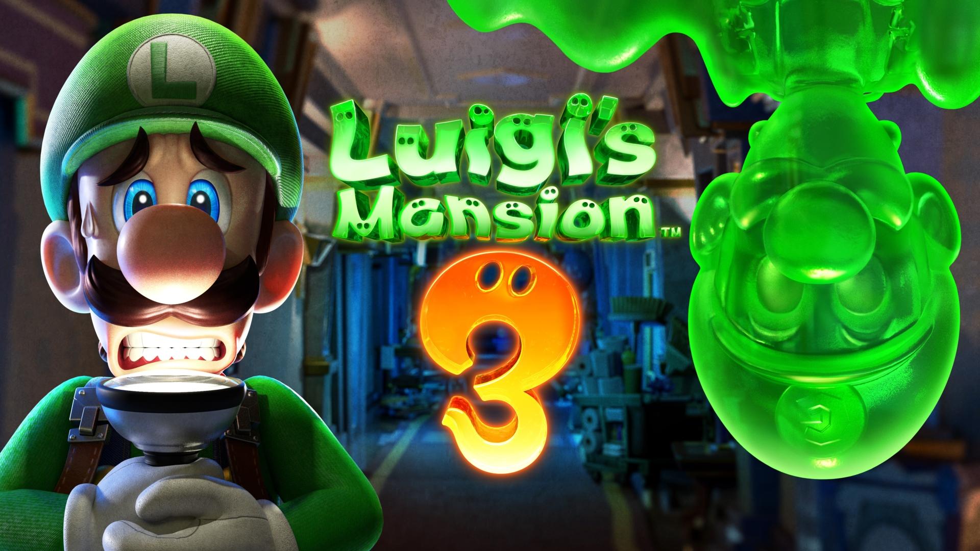 Luigi's Mansion 3 için yeni içerikler duyuruldu