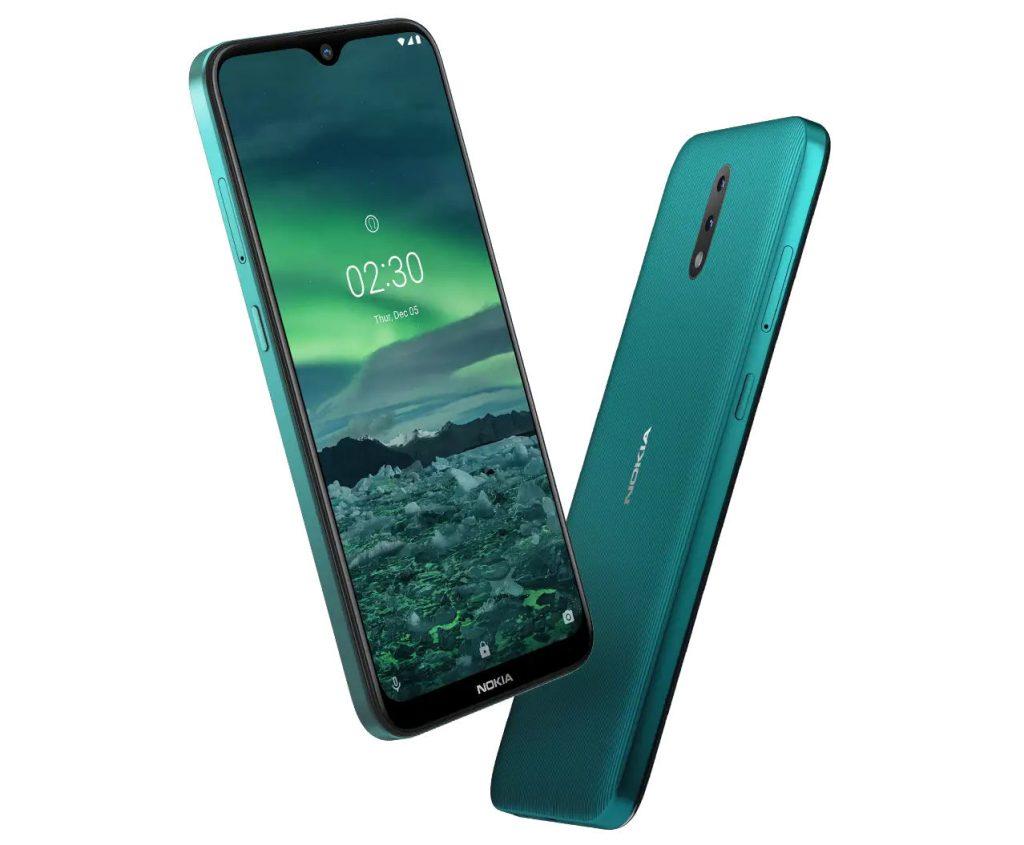 Zorrotza bete 2 Nokia-k eguneko erabilera eskaintzen du 2.3 Sartu zen!