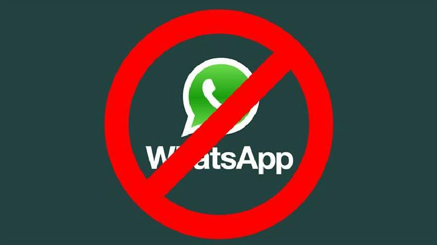 Whatsapp-ek 400 mila erabiltzaile blokeatu ditu: Horra zergatik