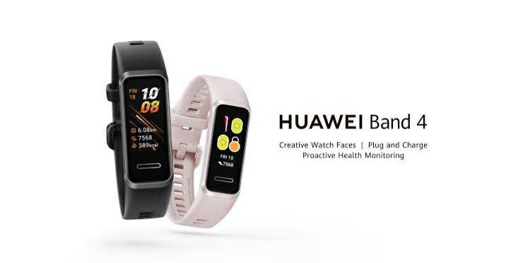 Huawei Band 4 Eguneratzeak SpO2 funtzioa jasotzen du