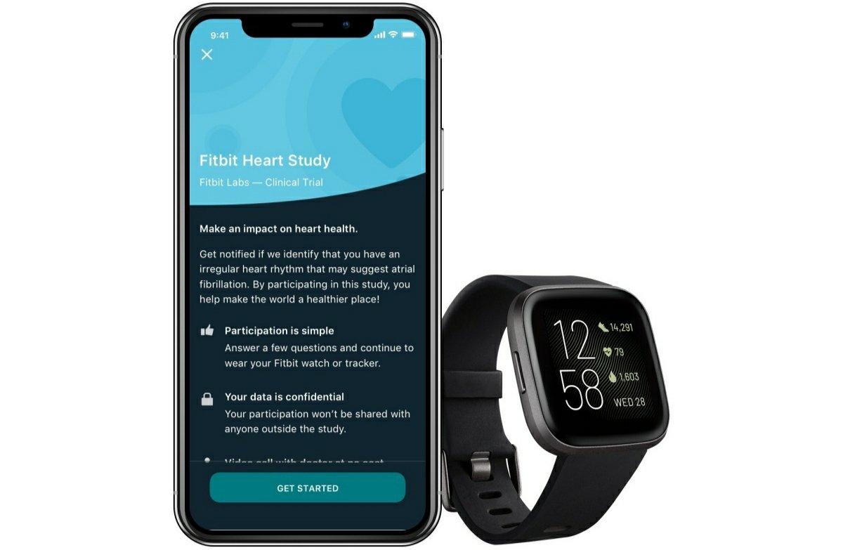 Laster, datozen Fitbit Wearables-en EKG funtzioa