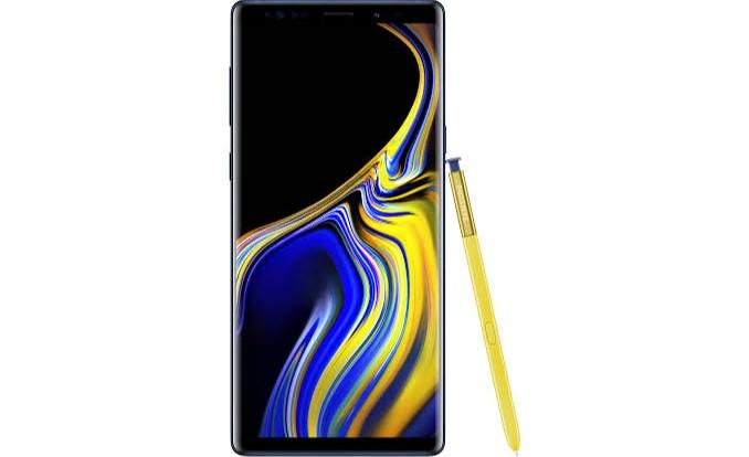 Samsung One UI lanean ari da 2.1 egiteko Galaxy Ohar 9
