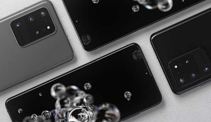 GPS eta nabigaziorako aplikazio nagusiak Galaxy S20, S20 + eta S20 Ultra