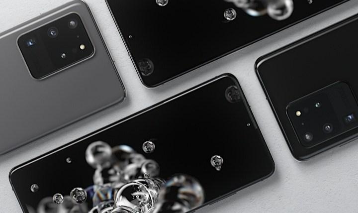 Top 10 kamerarako aplikazioak Galaxy S20, S20 + eta S20 Ultra