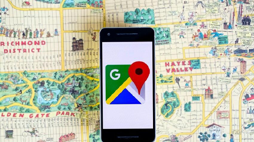Google Maps-ek tokiko funtzio bat eskuratu zuen