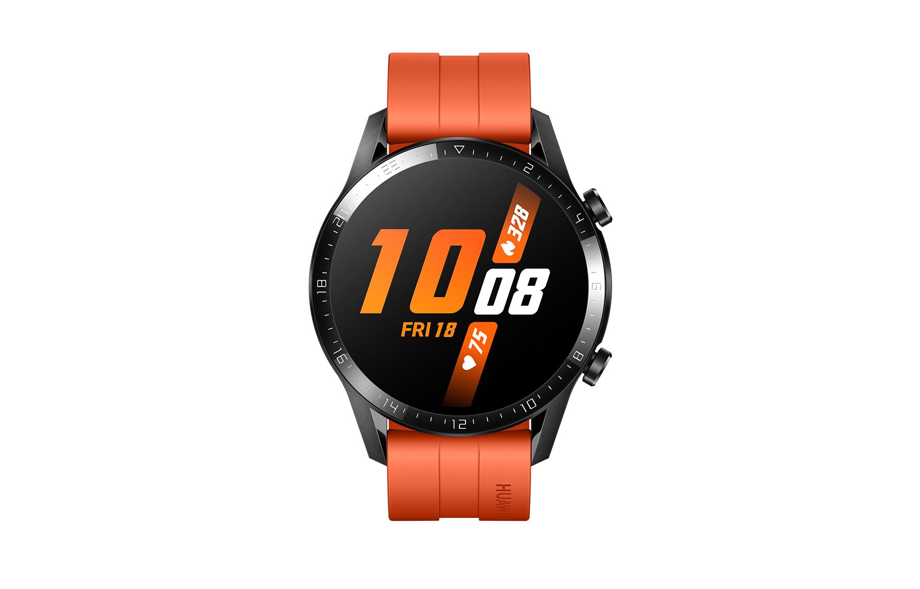Huawei Watch GT 2 neurtu zuen ikuslearen pultsua!