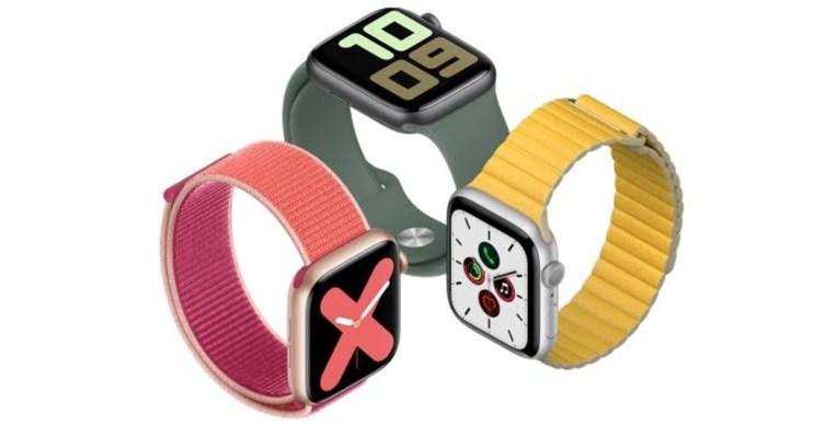 Pantailak nola hartu Apple Watch