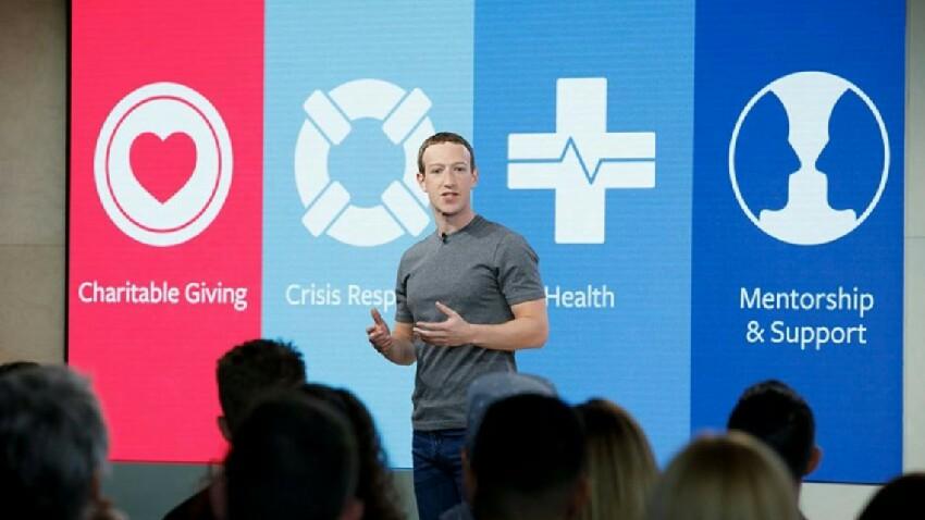 Baliteke Mark Zuckerberg-ek TikTok kontua ireki duela