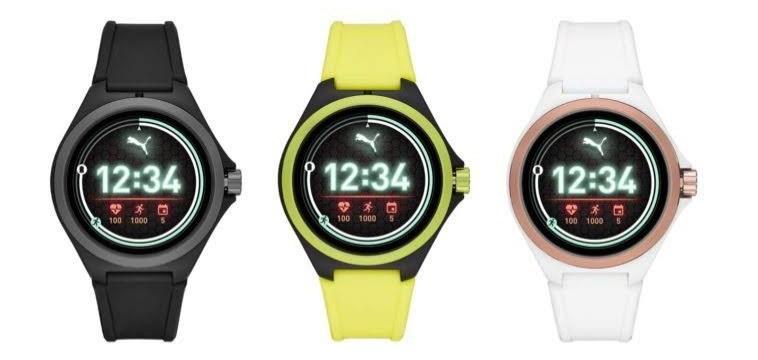 Puma Abian jarri da Windows Smartwatch OS
