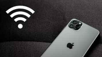 Nola desaktibatu iOS Wifi automatikoki