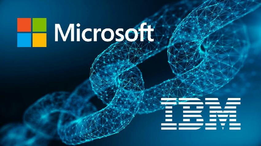 IBM-ek Microsoft toki batetik bestera jo zuen
